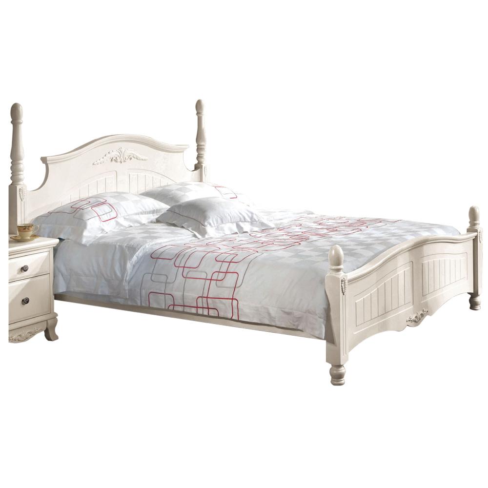 CASA卡莎【貝妮亞】床架-5尺雙人