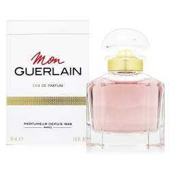 GUERLAIN嬌蘭 Mon Guerlain我的印記淡香精50ml法國進口