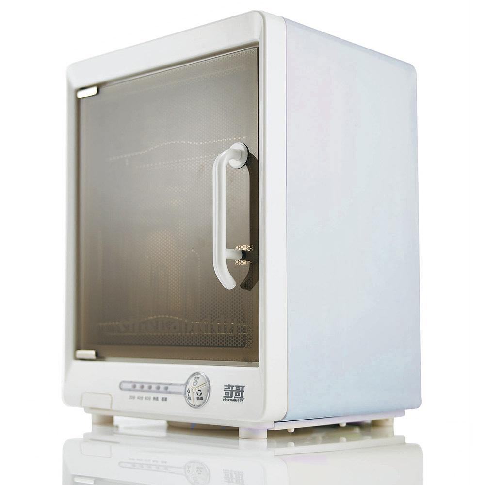 【奇哥】微電腦紫外線消毒烘乾機-藍