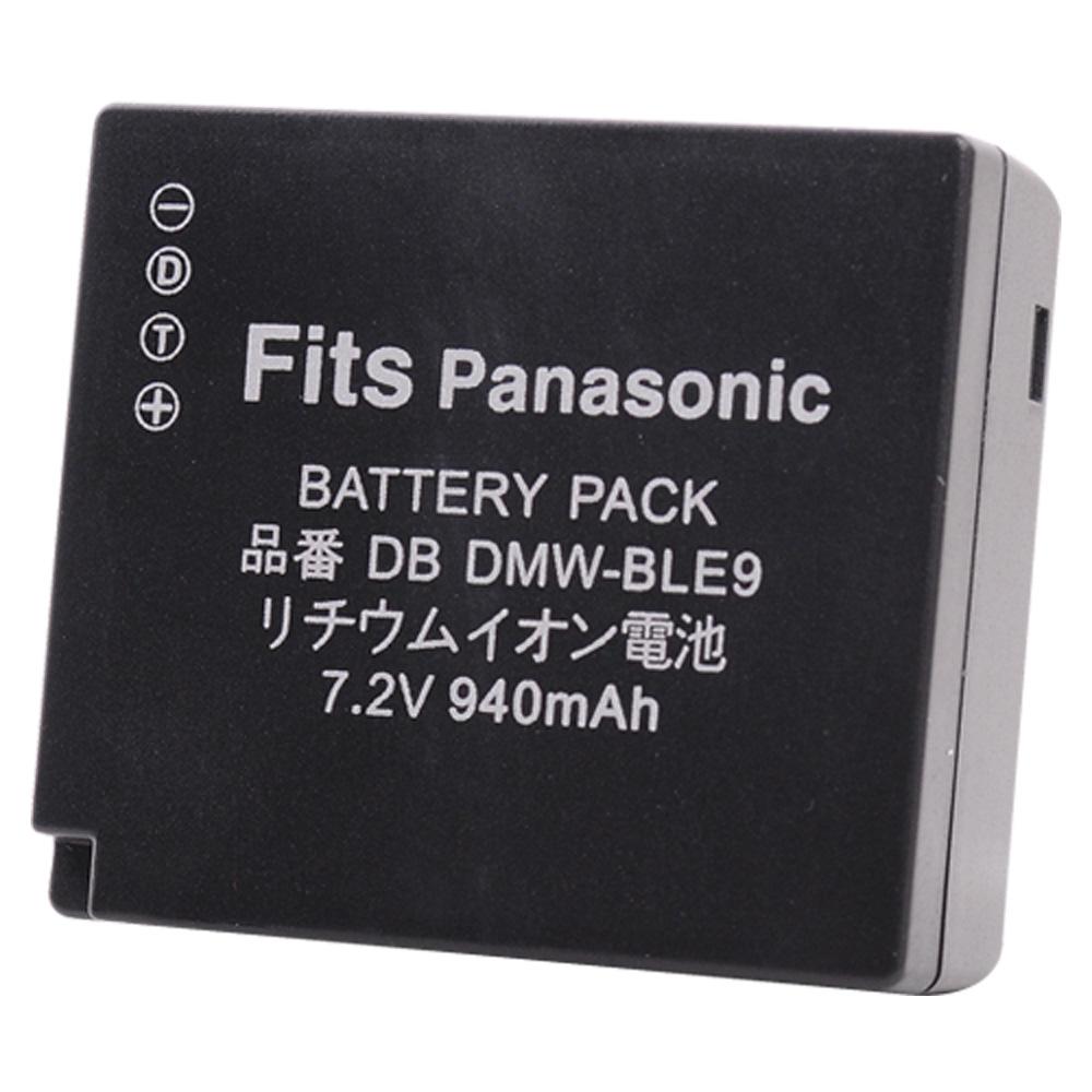 Panasonic DMW-BLE9 相機專用鋰電池