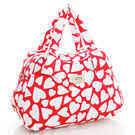 VOVAROVA空氣包-輕旅行兩用包-紅心皇后-法國設計系列