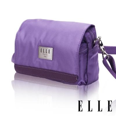 ELLE 經典法國巴黎鐵塔精品收納系列-香檳紫