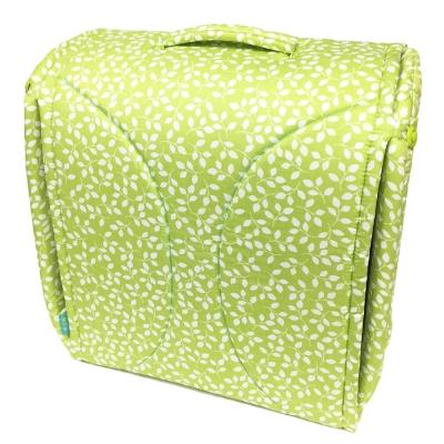 BabyCot可攜式床中床/攜帶式嬰兒床 樹葉綠