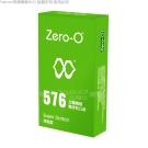ZERO-O 零零衛生套 保險套 浮粒凸起型 12片 綠