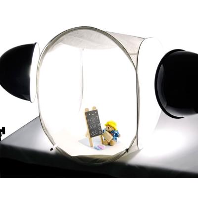 45cm攝影棚-45cm-30W雙燈-防撞包套組-附雙色珠寶板
