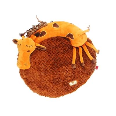 GiGwi打盹小夥伴 -長頸鹿寵物睡床