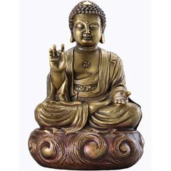 羅廣維 佛陀釋迦牟尼佛 銅雕