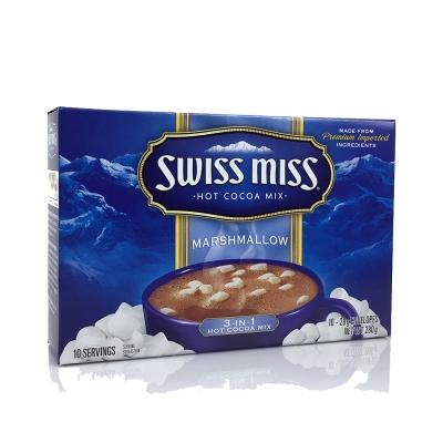Swiss Miss 牛奶巧克力粉-棉花糖(28gx10入)