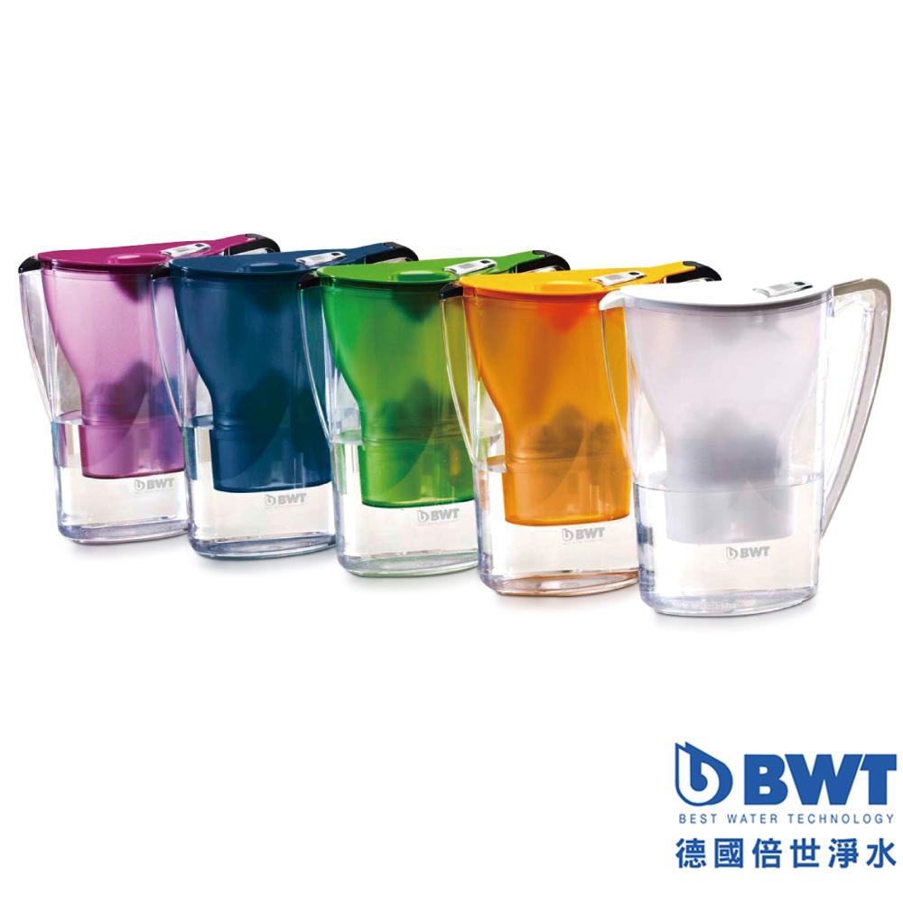 BWT德國倍世 Mg2+鎂離子健康濾水壺 Penguin 2.7L(1壺1濾芯)