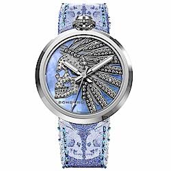 BOMBERG 炸彈錶 THE FIXED 1968 Ladies Himalaya 女錶