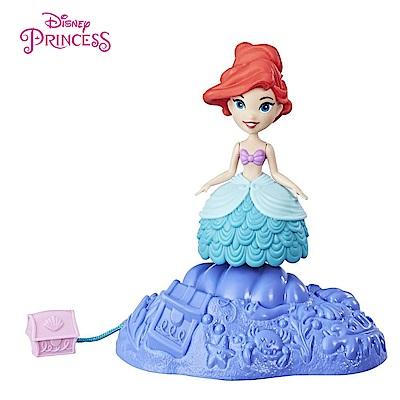 Play-Doh培樂多-迪士尼迷你公主-轉轉樂園人物組-樂佩公主-愛麗兒