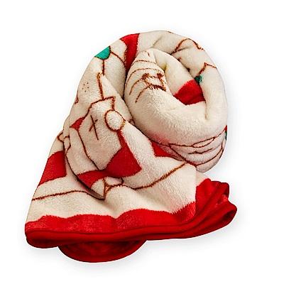 CRAFTHOLIC 宇宙人 歡樂合唱團小毛毯