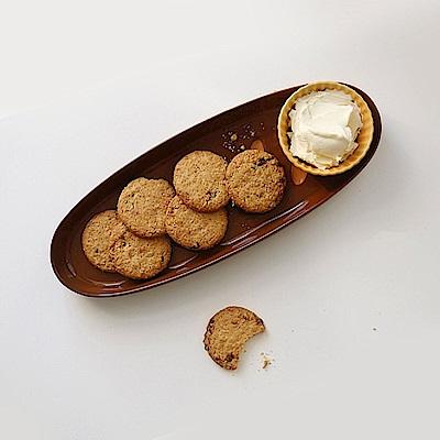 Dailylike 西點造型陶瓷點心盤03 法國麵包
