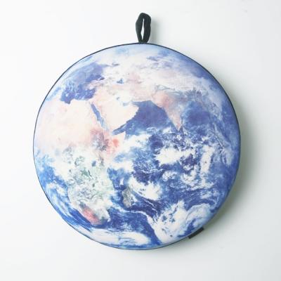 賽先生科學 地球剖面坐墊