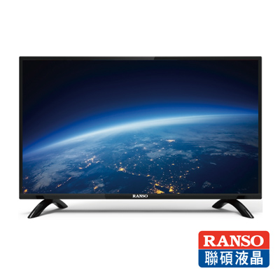 RANSO聯碩 32型 護眼低藍光LED液晶顯示器 32R-DF8