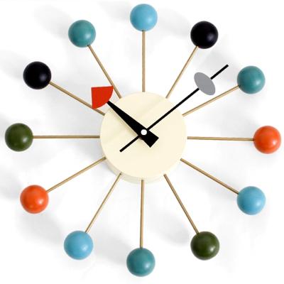 a.cerco  經典彩球鐘-Ball Clock-炫彩