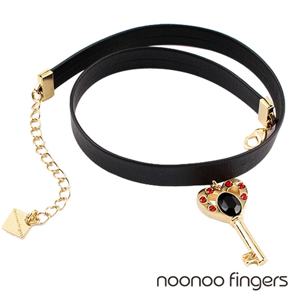 Noonoo Fingers Key Choker鑰匙頸鍊