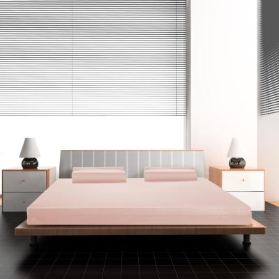 House Door 日本防蹣抗菌11cm波浪記憶床墊-單大3.5尺