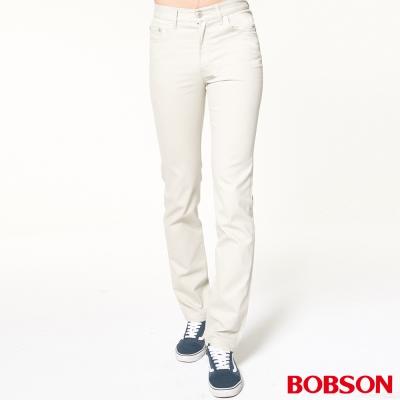 BOBSON 男款低腰喇叭褲