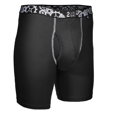 2UNDR Gear Shift 極限運動快乾內褲(9吋)-黑色