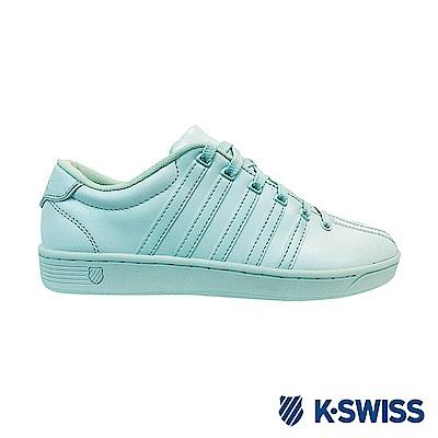 K-SWISS COURT PRO II休閒運動鞋-女-淺藍