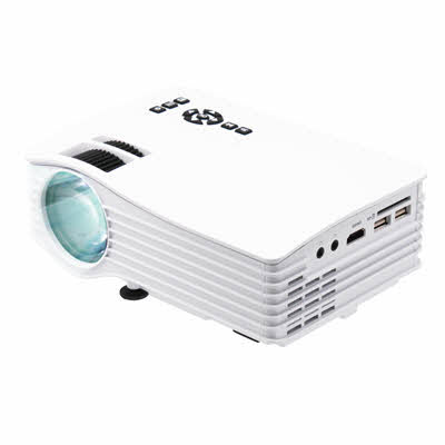 IS愛思 P040S 140吋便攜行動微型投影機