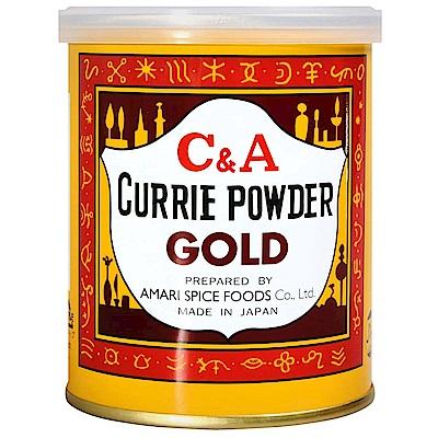 甘利香辛食品 CA黃金咖哩粉(100g)