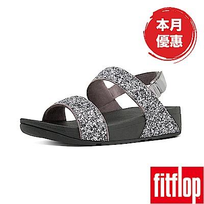 FitFlop TM-GLITTERBALL TM BACK-STRAP-錫色