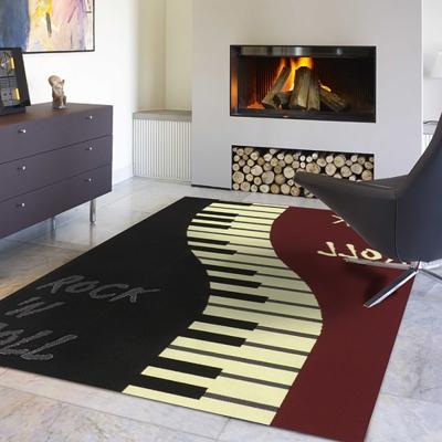 范登伯格 - 寶萊 美式流行地毯 - 搖滾 (160 x 225cm)