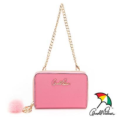 Arnold Palmer 零錢包 Pinky系列-粉色
