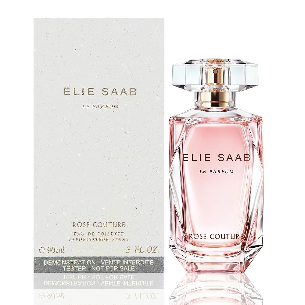 Elie Saab Rose Couture 玫瑰幻夢淡香水 90ml Tester 包
