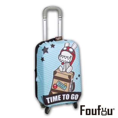 Foufou 繽紛行李箱套v.2 (3款)- L