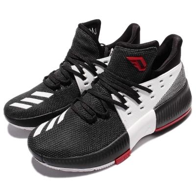 adidas 籃球鞋 D Lillard 3 J 運動 女鞋
