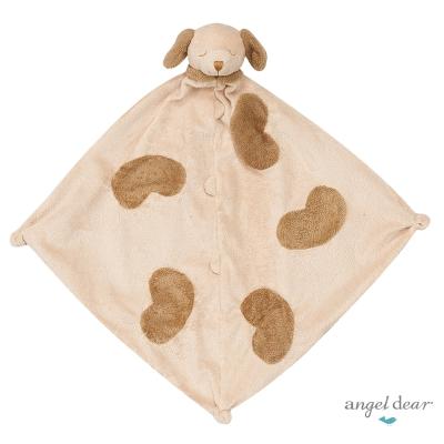 美國 Angel Dear 動物嬰兒安撫巾(小狗)