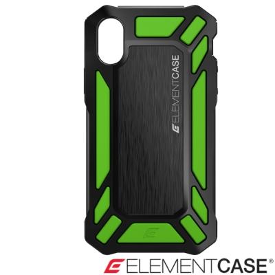 美國 Element Case iPhone X Roll Cage防摔手機保護殼 - 綠