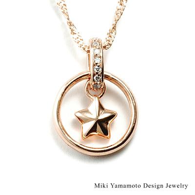 【山本美樹】星願 奧地利水晶鎖骨項鍊(共兩色)