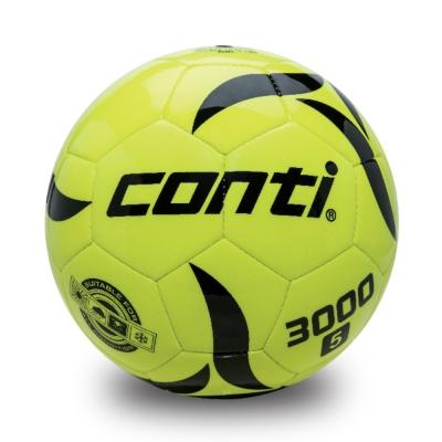 CONTI 螢光 5號足球 S3000-5
