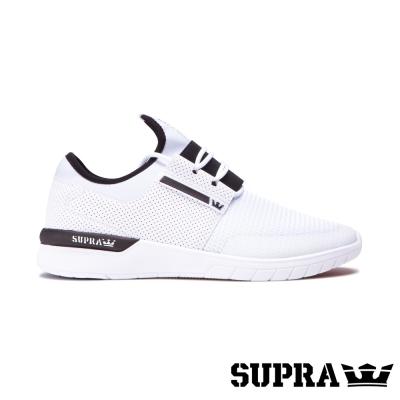 SUPRA Flow run系列男鞋-白