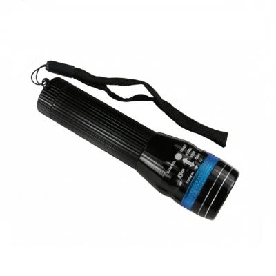 KINYO 伸縮調焦8W LED手電筒