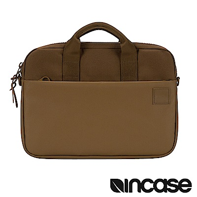 INCASE Compass 手提電腦公事包(黃銅/15 吋筆電適用)
