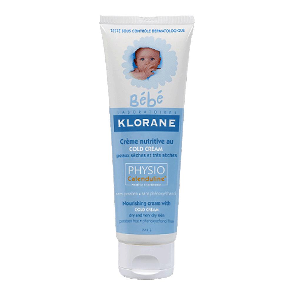 KLORANE蔻蘿蘭 寶寶保濕滋養霜 40 ML