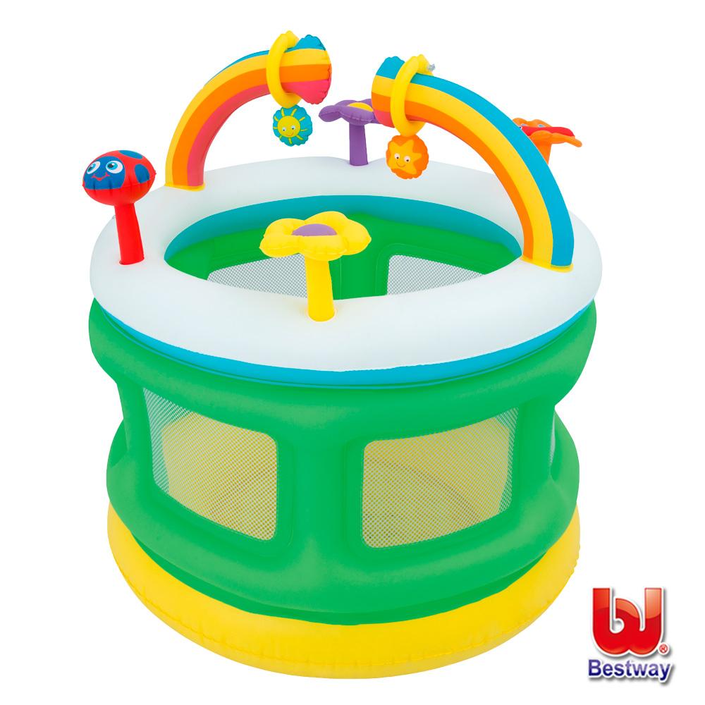 《凡太奇》Bestway。幼兒充氣圍欄/玩具室52221