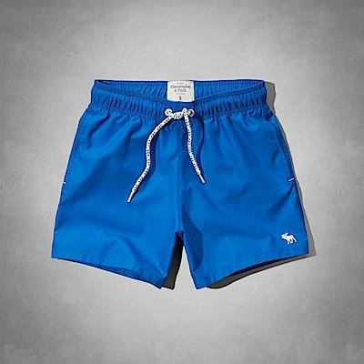 AF a&f Abercrombie & Fitch 短褲 藍色 0805