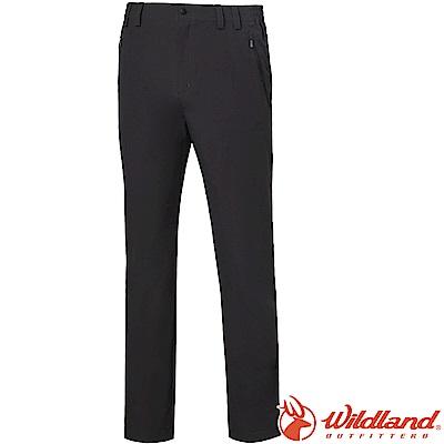 Wildland 荒野 0A61310-93深灰色 男彈性Cordura抗UV長褲