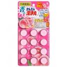 小林製藥 排水管香氛除垢錠-水蜜桃(5.5g×12錠)