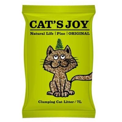 Cats Joy喜樂貓 凝結型天然松木貓砂 7L