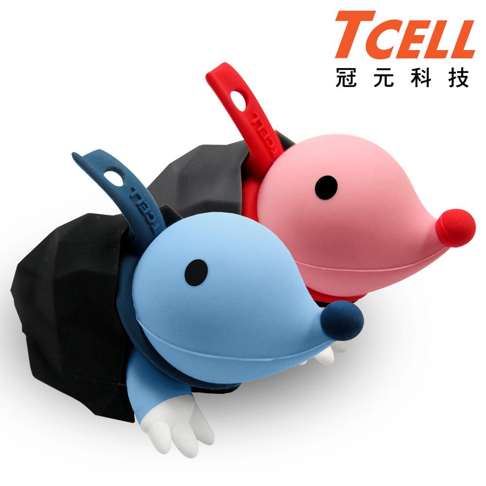 TCELL冠元 USB3.0 16GB Home鼴鼠隨身碟 (二色)
