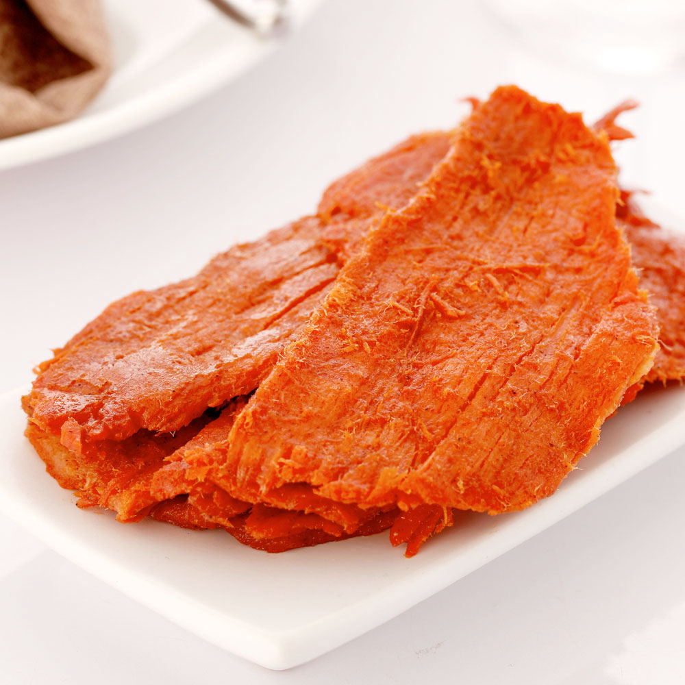阮的肉干豬肉干原味本舖超值包(4包組)