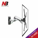 NB 50-60吋氣壓式液晶螢幕壁掛架/F500
