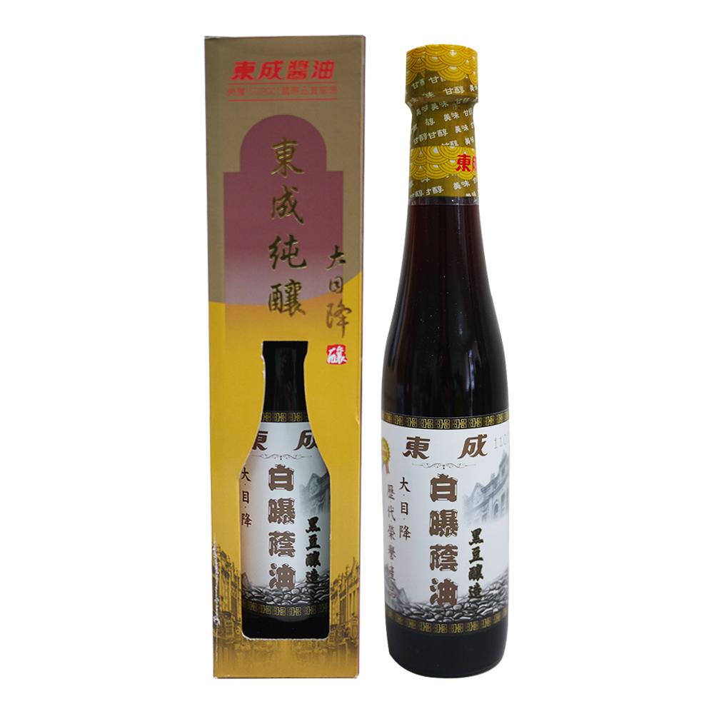 東成 白曝蔭油-大目降(430ml)
